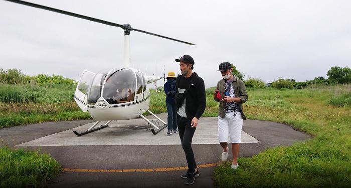 洞爺湖観光でリフレッシュ!ヘリコプターから撮った絶景動画あり